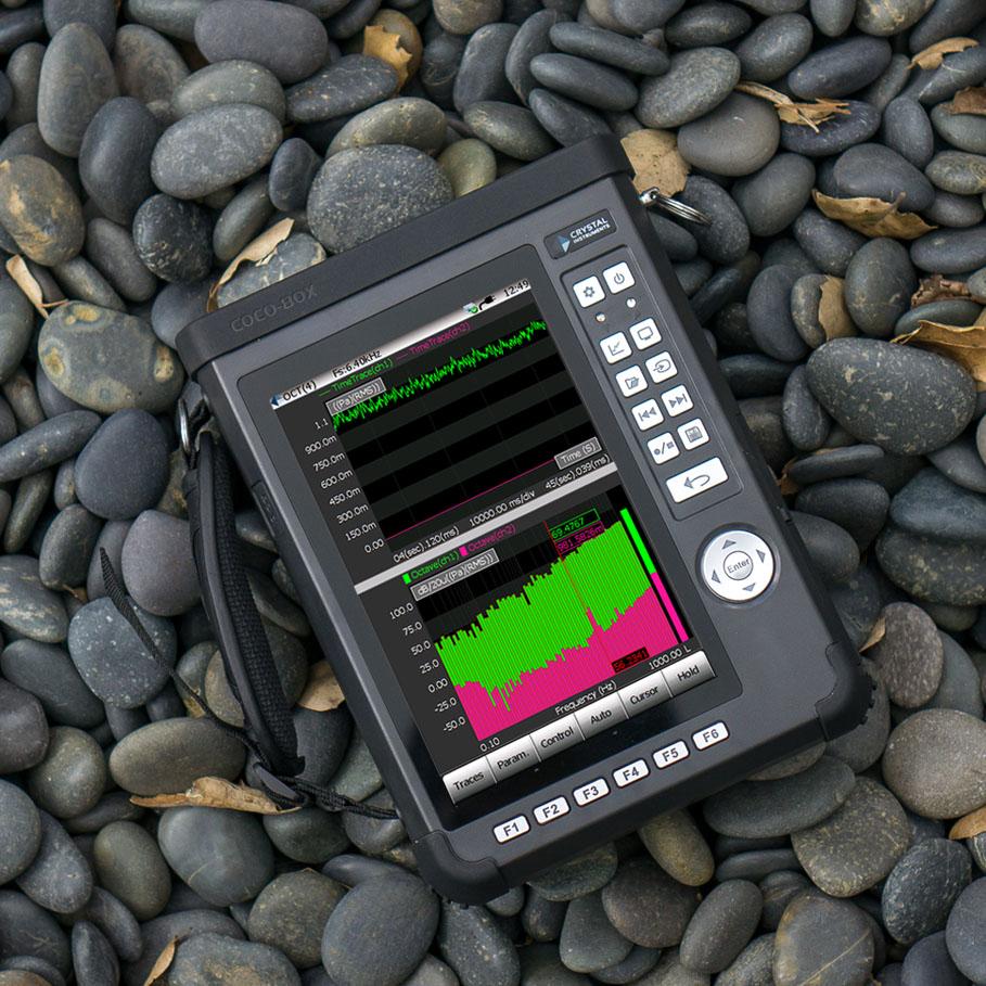 CoCo-80X动态信号分析仪和数据记录仪