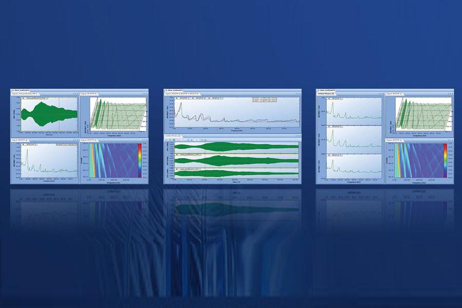 美国晶钻仪器公司的动态信号分析系统