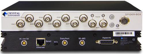 Spider-80X 多通道数动态测量系统、动态信号分析系统与振动控制系统 2