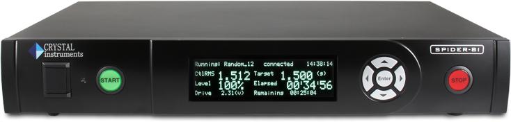 Spider81振动控制器产品特点 1
