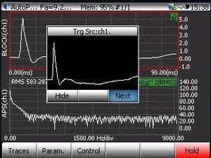 EDM动态信号分析系统(DSA) 8