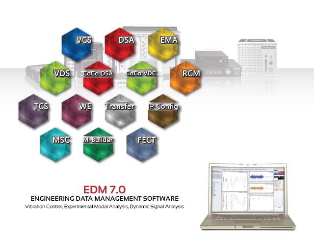 美国晶钻仪器软件EDM 7.0发布