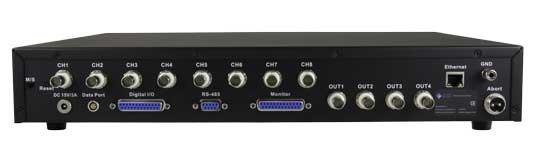 Spider81振动控制器产品特点 2