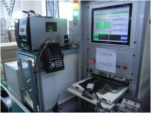 利用CoCo80动态信号分析仪对汽车零部件(鼓风机)振动阈值监测 2