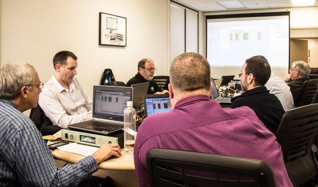 CI公司成功组织围绕振动控制的销售培训 2