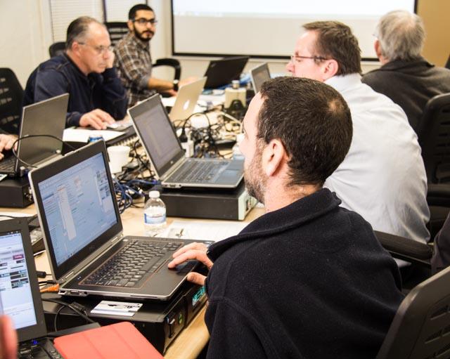 CI公司成功组织围绕振动控制的销售培训 4
