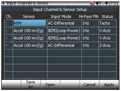 CoCo80动态信号分析仪的动平衡准备工作(动平衡操作手册二) 3