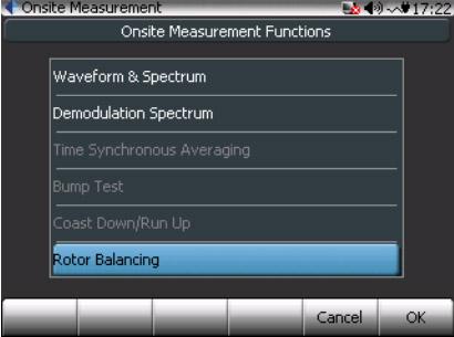 CoCo80动态信号分析仪的双面动平衡步骤(动平衡操作手册三) 1