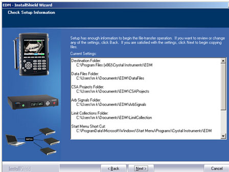 EDM工程管理软件的安装 9