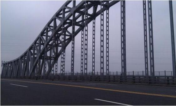 使用CoCo80对桥梁结构进行振动测试与模态分析 2