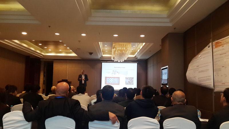 杭州锐达庆祝2015年力学与控制工程国际会议圆满召开 2