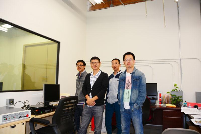 2015年10月杭州锐达员工到美国晶钻仪器公司交流与学习 3