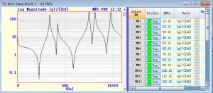 使用模态分析软件ME'scope进行ODS分析操作步骤(二) 8