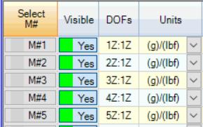 使用模态分析软件ME'scope进行ODS分析操作步骤(二) 9