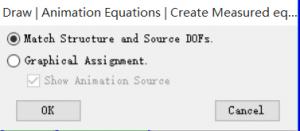 使用模态分析软件ME'scope进行ODS分析操作步骤(二) 14
