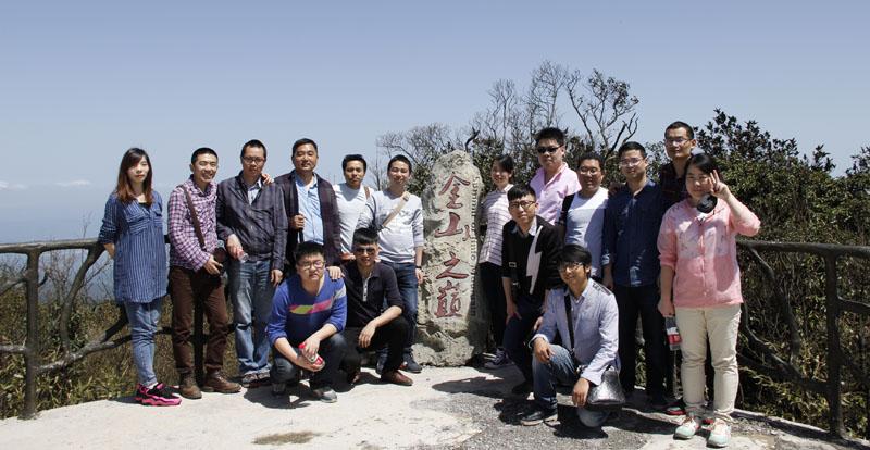 2016年杭州锐达春游活动 2