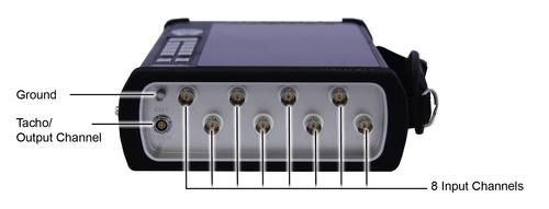 CoCo-80X手持式动态信号分析仪、频谱分析仪与数据采集仪 5