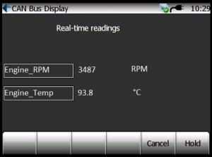 CAN 总线(CAN Bus)专为汽车应用设计—CoCo-80X分析仪新功能 5