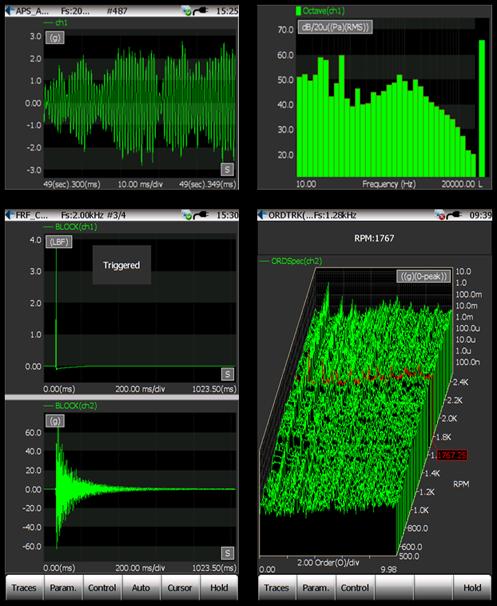 动态信号数据记录 1