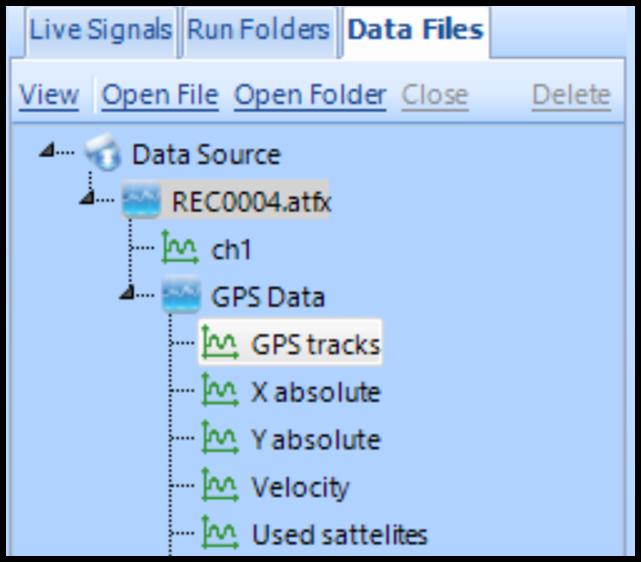GPS的特点—CoCo-80X动态信号分析仪新功能 7