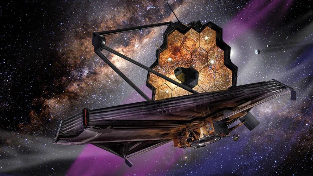 美国宇航局 NASA 使用晶钻仪器生产的Spider-80X 高通道动态数采系统于环境测试 2