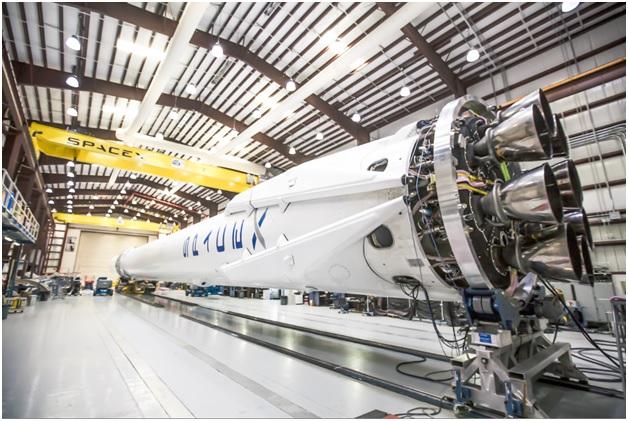美国SpaceX订购多台美国晶钻仪器公司高通道振动控制系统用于环境测试 1