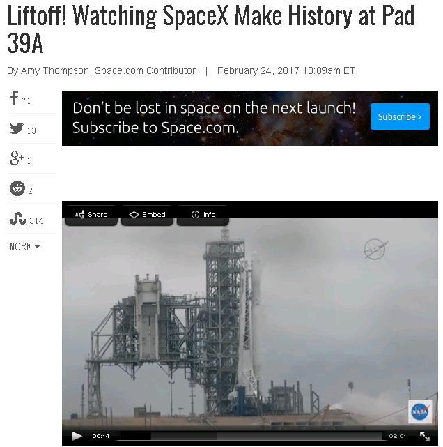 好消息:美国SpaceX租用十余台Spider-20超小型动态信号分析仪用于信号采集和记录 1