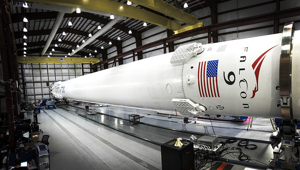 SpaceX的猎鹰9号再次成功发射并回收,还会发射第三次么? 1
