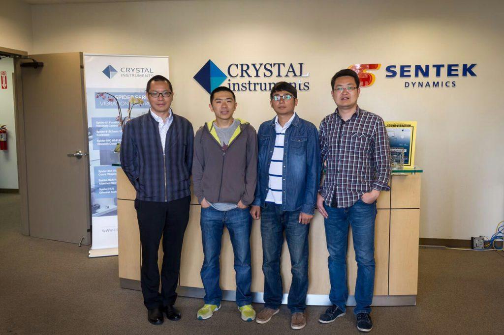 2017杭州锐达员工到美国晶钻仪器公司交流与学习 1