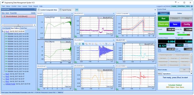 如何简洁高效地观察振动测试过程中采集的信号 1