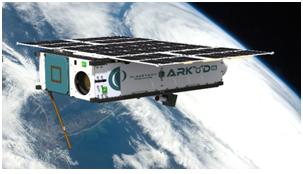 Astro Digital公司小卫星使用Spider振动控制器与振动台进行振动测试实验 2