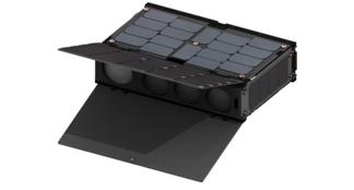 Astro Digital公司小卫星使用Spider振动控制器与振动台进行振动测试实验 1