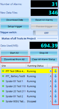 远程设备状态监测软件 19