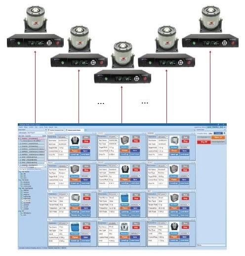 多振动台集中控制( MSC )功能-振动控制测试新功能 1
