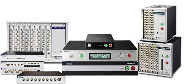 MIMO振动控制系统 4