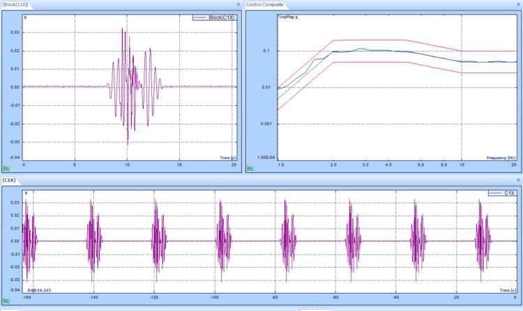 地震波测试 6