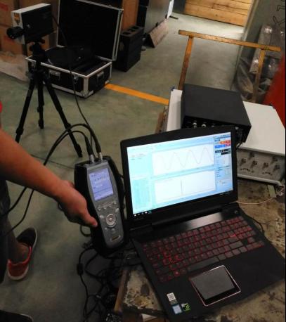 用Spider81B振动分析仪对某数控机床主轴振动故障诊断 2