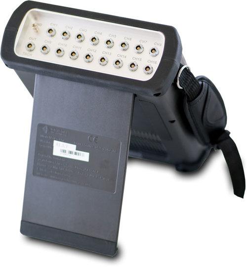 CoCo-90X 16通道数据采集仪与振动信号分析仪 2