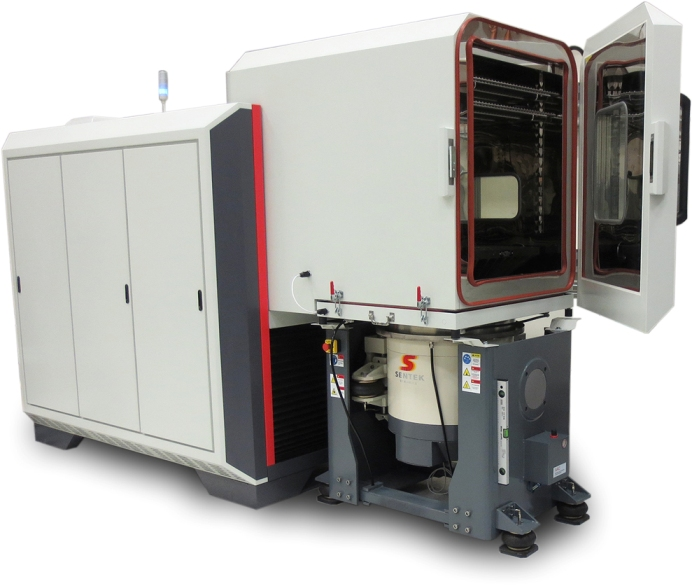 三综合试验系统THV-温度、湿度、振动三综合环境试验台 2