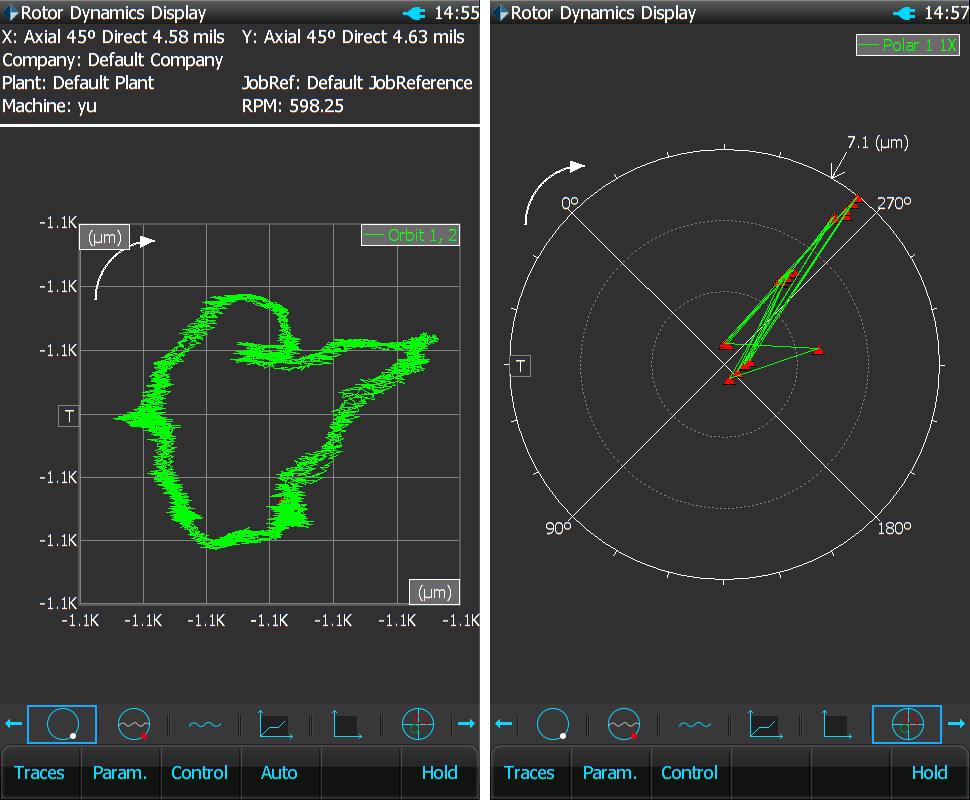 轴振动和轴承振动检测解决方案 1