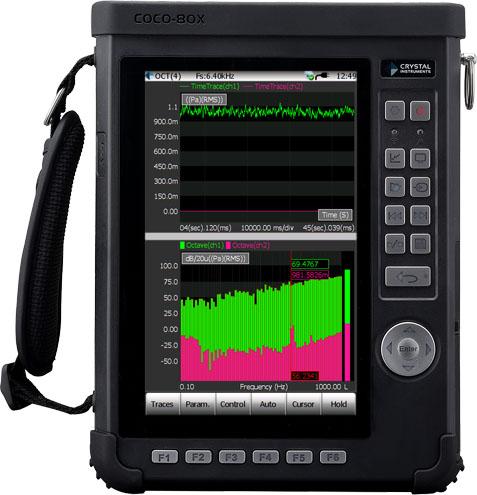 动态信号分析仪安捷伦35670、斯坦福SR785、晶钻仪器CoCo-80X品牌比较 1