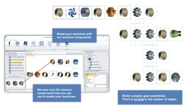 振动故障诊断系统 旋转机械故障诊断系统 轴承故障诊断系统 3