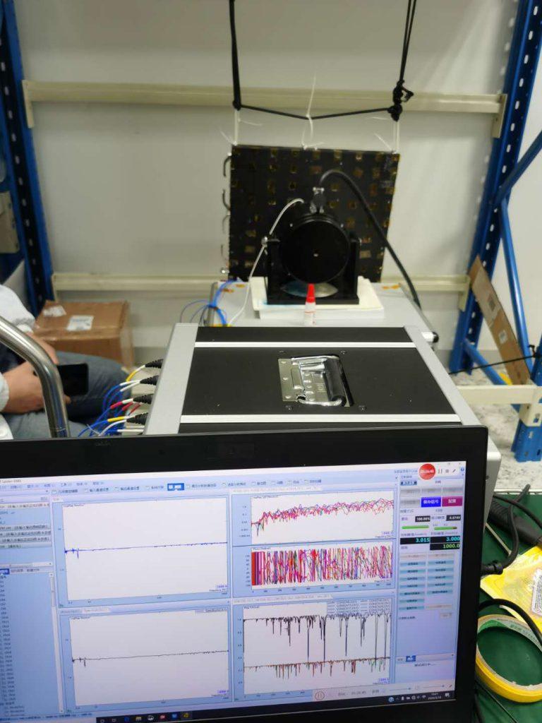 198通道数锤击法与激振器法模态试验 3