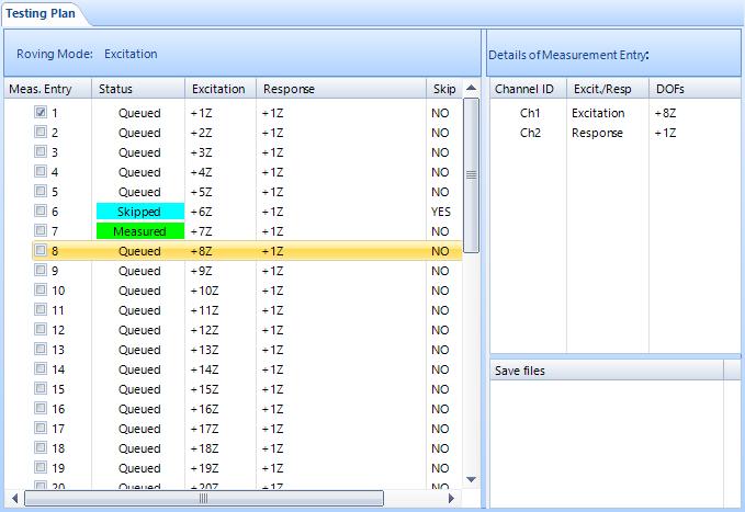 晶钻模态分析软件EDM Modal测试计划功能介绍 2