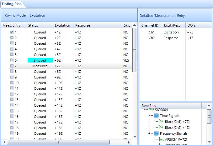 晶钻模态分析软件EDM Modal测试计划功能介绍 3