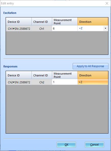 晶钻模态分析软件EDM Modal测试计划功能介绍 5