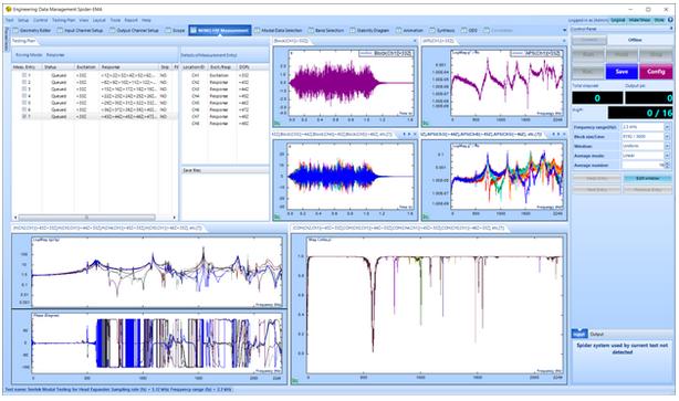 振动台扩展头的模态试验分析 4