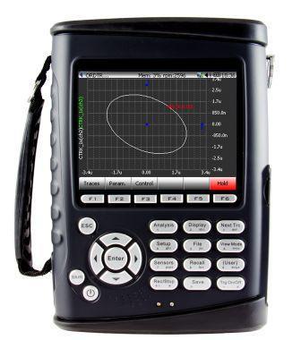 COCO-80 手持一体化动态信号分析仪 1