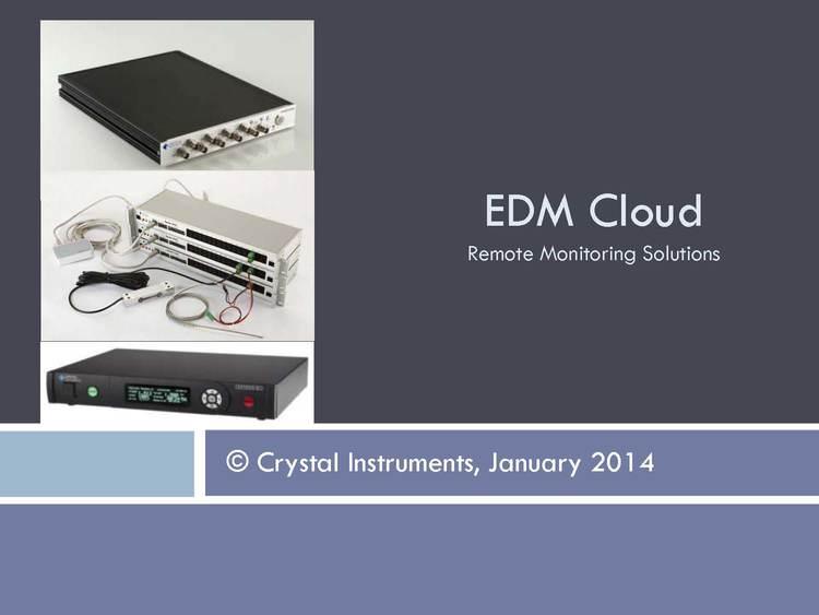 EDM-Cloud 远程监控平台 1