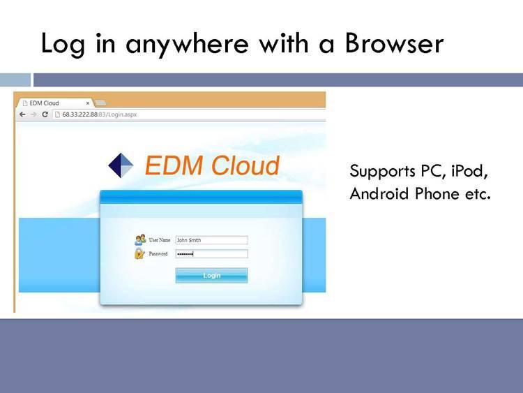 EDM-Cloud 远程监控平台 14